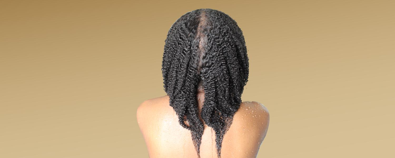 entretien des cheveux crépus